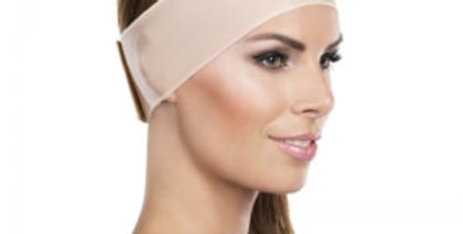 Lipoelastic PU 01Headband With Velcro Fastener Post Surgical Compression Garment