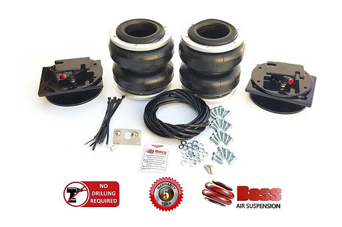 BOSS FORD/MAZDA PRE 2012 STD. HT. up to 2'' RSD. HT. AIR BAG LOAD ASSIST KIT