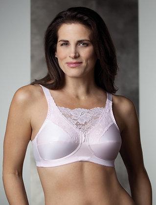Trulife Jessica Softcup Cami Non Underwire Mastectomy Bra Pink 4019