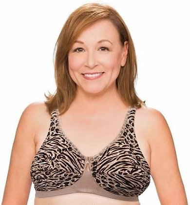 Trulife Barbara Non Underwire Mastectomy Bra Exotic Exotic Latte 210