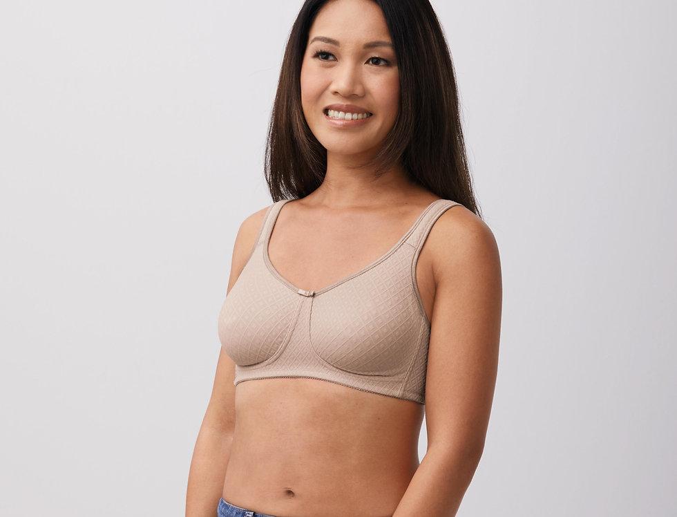 Amoena Mira non underwired mastectomy bra 44610