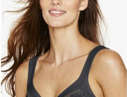 Anita Safina Non Underwire Mastectomy Bra - Black 5349X