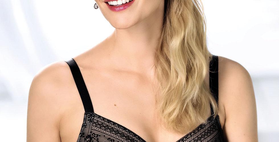 Anita Fleur Underwire Mastectomy Bra - Black (2-3 week delivery) 5753X