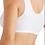 Thumbnail: Amoena Frances Non Underwire Mastectomy Bra White 2128