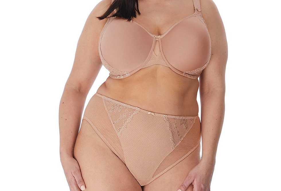 Elomi Charley Underwired Moulded Spacer Bra Fawn EL4383 (Non pocketed)