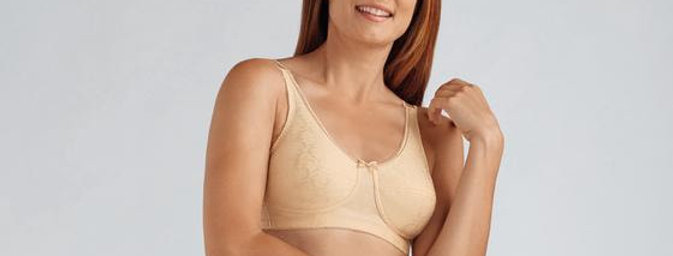 Amoena Bella Non Underwire Mastectomy Bra 2114