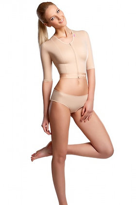Lipoelastic MT Smooth Comfort Post Surgical Compression Bolero