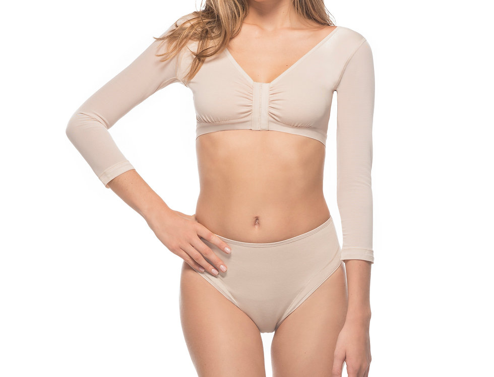 Annette Arm Sleeve Post Surgical Compression Garment AN 10641