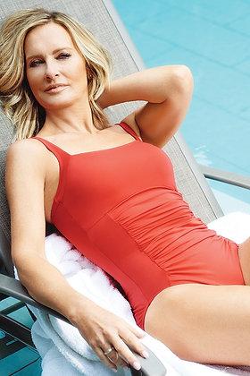 Melissa Odabash Selena Swimsuit - Red 10, 12