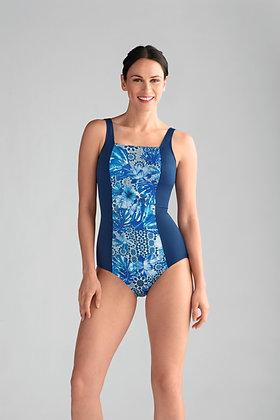 Amoena Bahamas Full Bodice Mastectomy Swimsuit - 71269 size 22-28