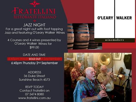 Jazz Night At Fratellini