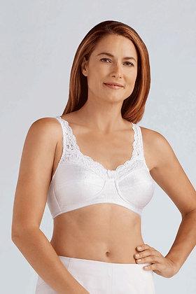 Amoena Annabell Non Underwire Mastectomy Bra 2126 white