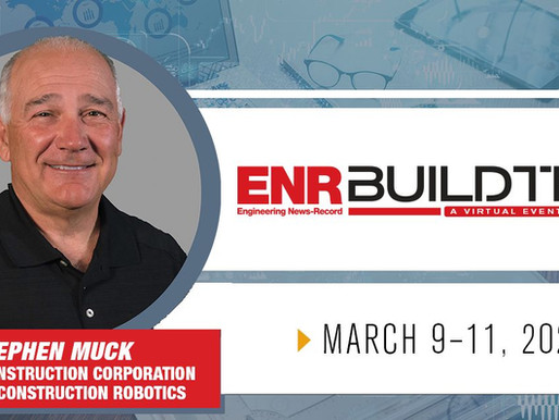 Steve Muck Participates in Builtworlds Buildtech Panel