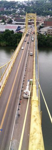 10th St Bridge Dehumidification Testing