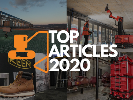 TyBot Captures a Spot on Construction Junkie's Most Read Articles