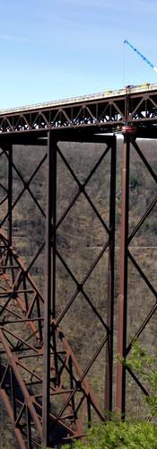 New River Gorge Bridge Rehab