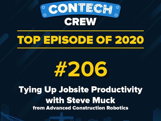 TyBot Captures Top Episode of ContechCrew Podcast