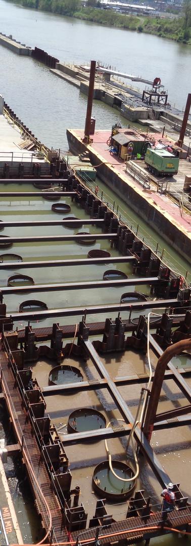 Charleroi Locks & Dam