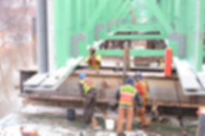 Brayman Construction Corporation bridge building project was kept on schedule, lean, and profitable with the assistance of TyBot. Contruction Crews benefit form the usage of technology like the kind Advanced Construction Robotics provides.