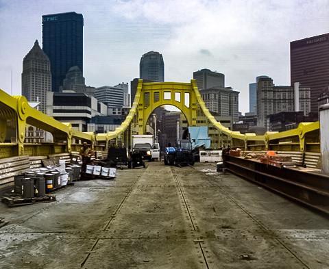 9th Sreet Bridge Repair