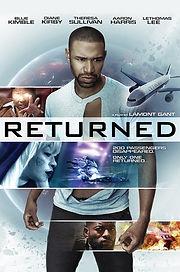 RETURNED Official MOVIE POSTER 22 x 33.j