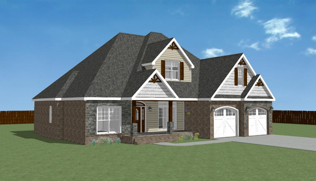 New Home Ready To Customize