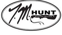 Welcome to The New T.M. Hunt Custom Knives Website!