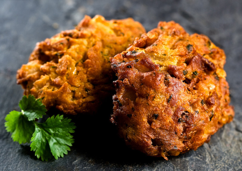 The Colonial Indian Restaurant - Onion Bhaji - Best Indian Food Sydney