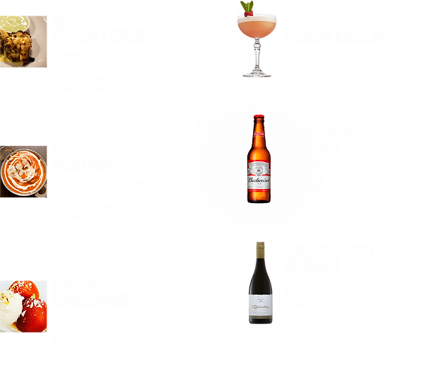 VIVID SYDNEY DINNER - menu selections.pn