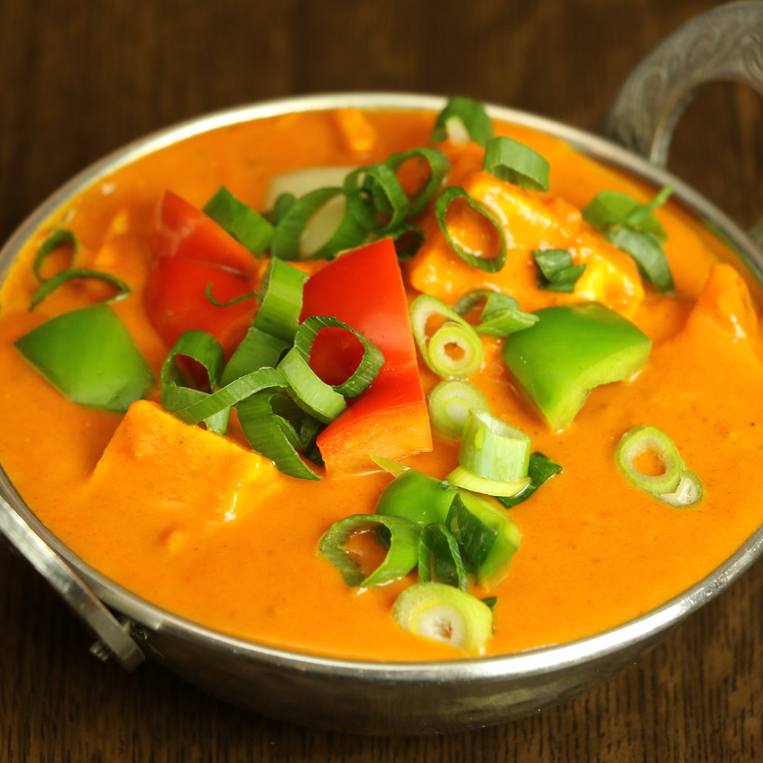 The Colonial Indian Restaurant - Paneer Tkka Masala - Best Indian Cuisine Sydney