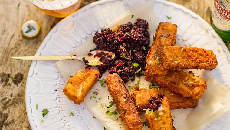 The Colonial Indian Restaurant - Paneer Pakora - Best Indian Food Sydney