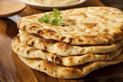 $1 Naan Deal at The Colonial British Indian Cuisine