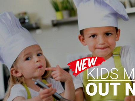 The Colonial Kids - New Indian Dinner Menu Out Now at The Colonial British Indian Restaurants!