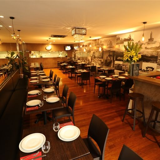 The Colonial British Indian Restaurant - 118 Crown Street, Darlinghurst - Best Indian Food Sydney