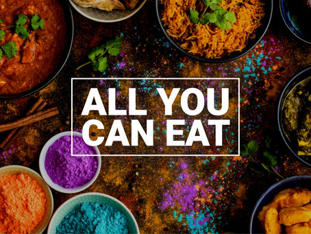 Find The Best All You Can Eat Indian Lunch Sydney, at The Colonial British Indian Restaurant