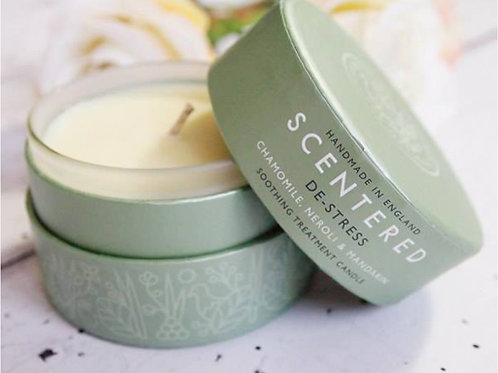 Scentered De-Stress Aromatherapy Candle