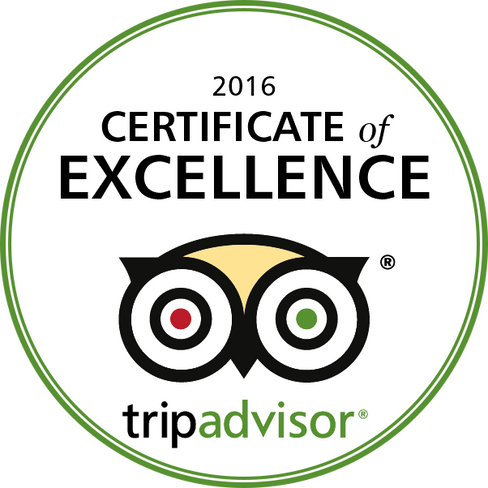 The Colonial Restaurant - Best Indian Food - TripAdvisor Excellence 2016.png