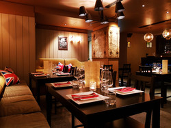 the colonial british indian restaurant - best indian food sydney