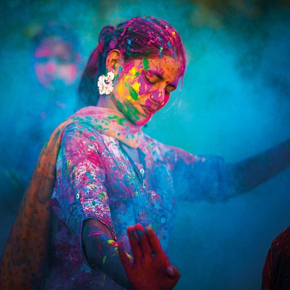 indian colour