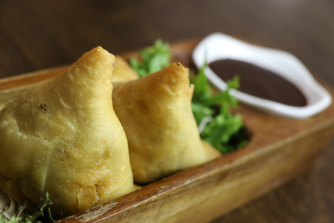 The Colonial Indian Restaurant - Vegetable Samosa - Best Indian Food Sydney (3).JPG