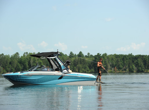 How to Setup the Centurion Fi21 for Wakeboarding with Timmy Burnier!
