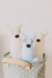Mimice handmade toys