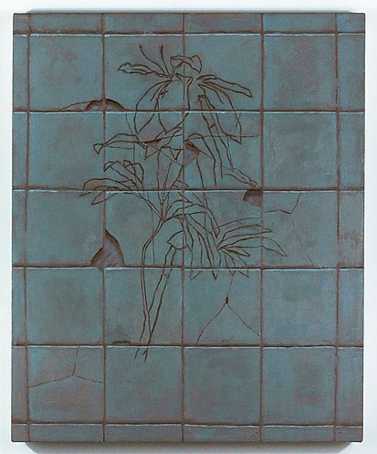 Plant on Tile Wall 300dpi.jpg