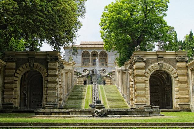 visita del palazzo Farnese