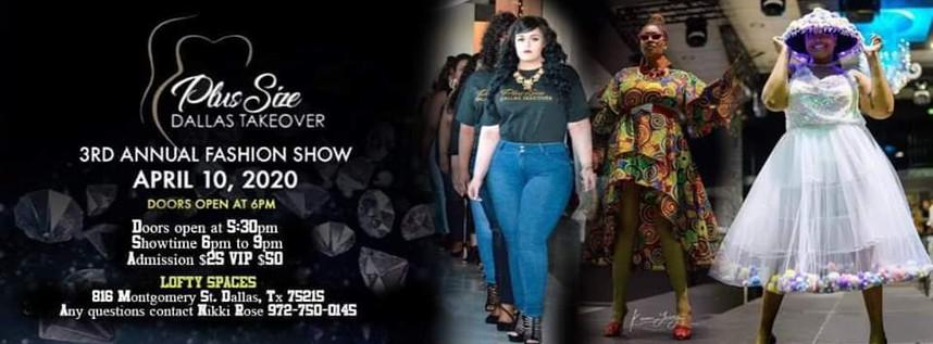 Plus Size Dallas Takeover