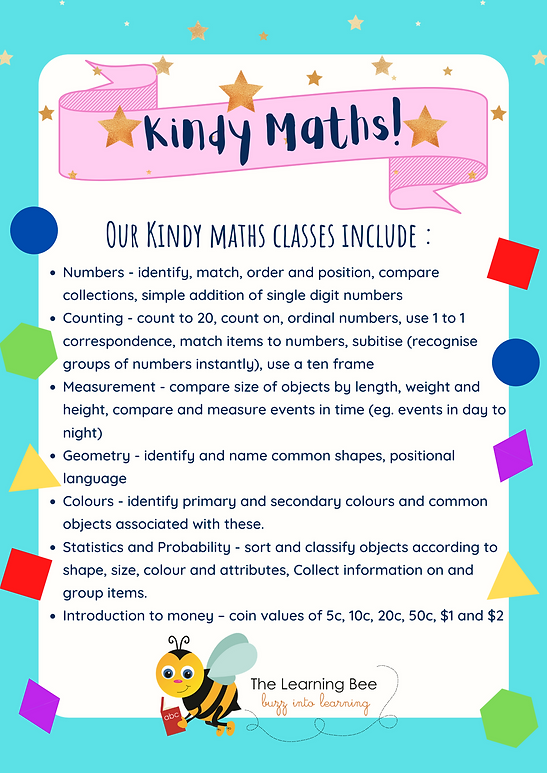 Kindy Maths info poster pic.png