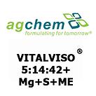 Удорение NPK водорастворимое Vitalviso 5-14-42 + микрэлементы Молдова
