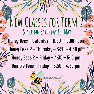 New classes for term 2 2021.png