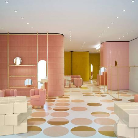 La révolution design des boutiques de luxe