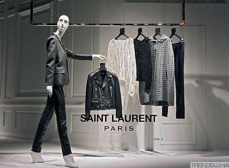 Intern report: Shoes Retail Merchandising Worldwide chez Saint Laurent